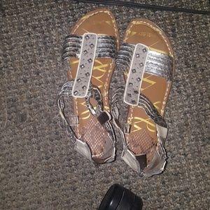 Sam and Libby Gladiator Sandals